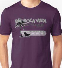 Del Boca Vista (Grey Print) Unisex T-Shirt