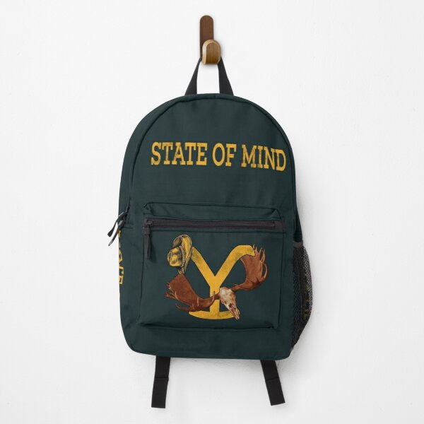 yellowstone tv show icon Backpack