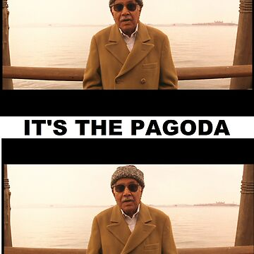It's the PAGODA - Mr. Pagoda by SUPERSCREAMERS