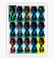 FEMBOTS Sticker