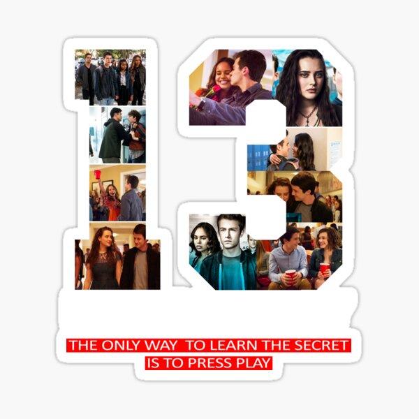 13 raisons pour lesquelles le t-shirt de la série TV Shirt est une histoire à raconter Sticker