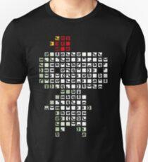 Fez Tiles Unisex T-Shirt