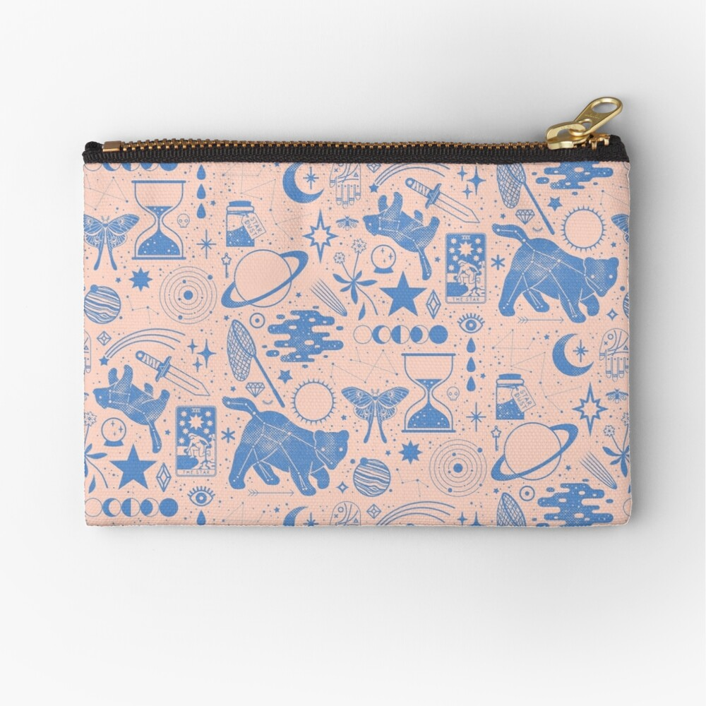 Collecting the Stars Zipper Pouch
