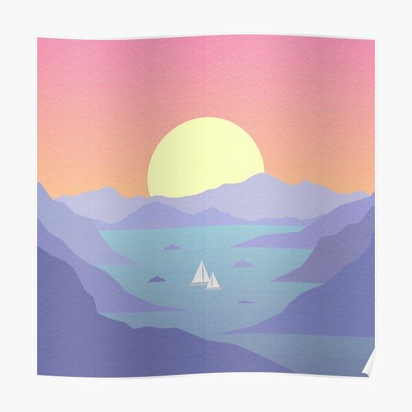 Surfaces Horizon Album Cover Poster