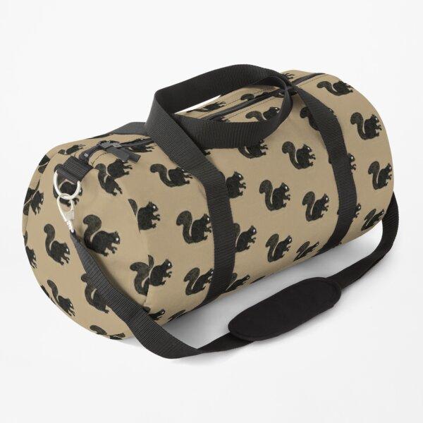 Grey Squirrel Duffle Bag