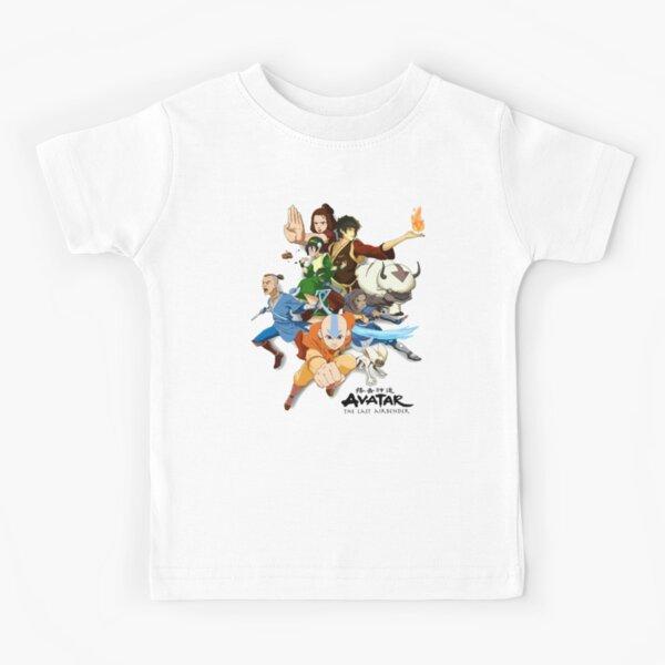 The Last Airbender Kids T-Shirt