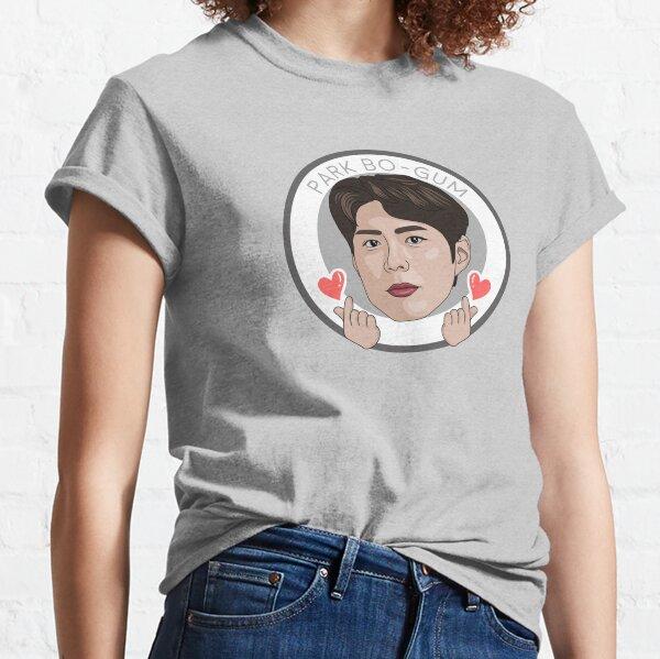 OPPA Park Bo Gum Classic T-Shirt