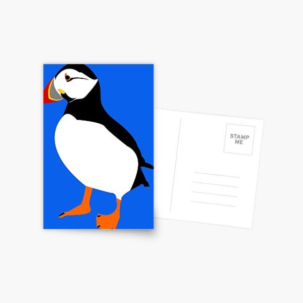 Farne Island Puffin # 2 Postal