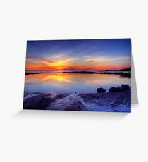 Antrim County Natural Area Greeting Card