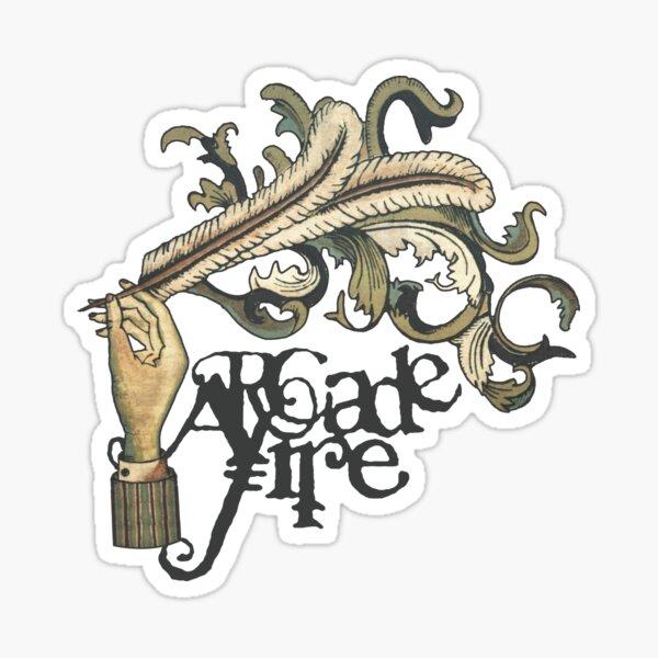 Arcade Fire - Funeral Sticker