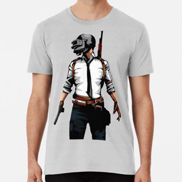 pubg mobile Camiseta premium