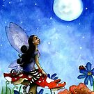Underneath the Moonlight by Cherie Roe Dirksen