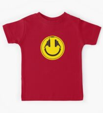 Headphones smiley wire plug Kids Clothes