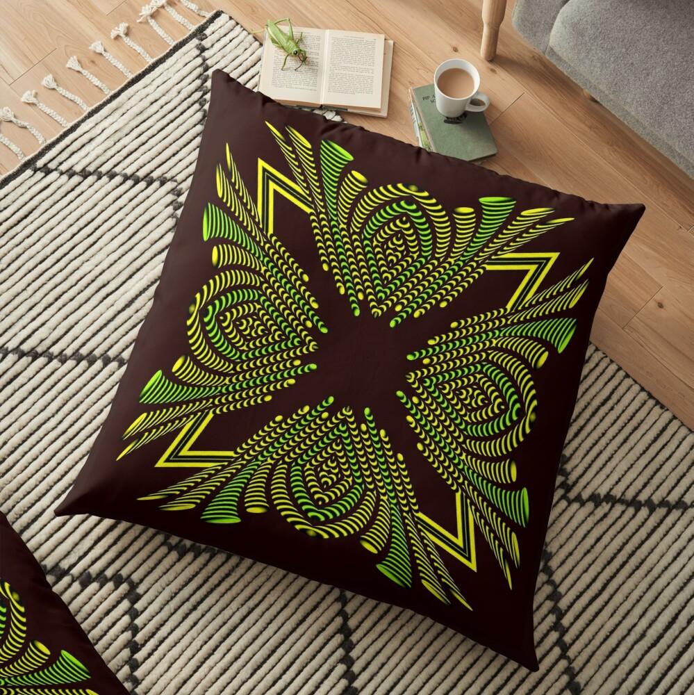 Luxury Decoration (Color) Floor Pillow