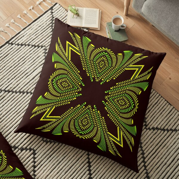 Luxury Decoration (Color) Floor Pillow
