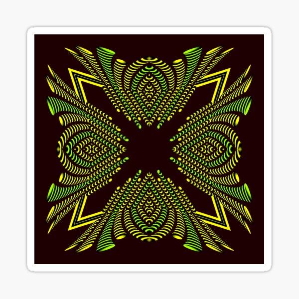 Luxury Decoration (Color) Sticker