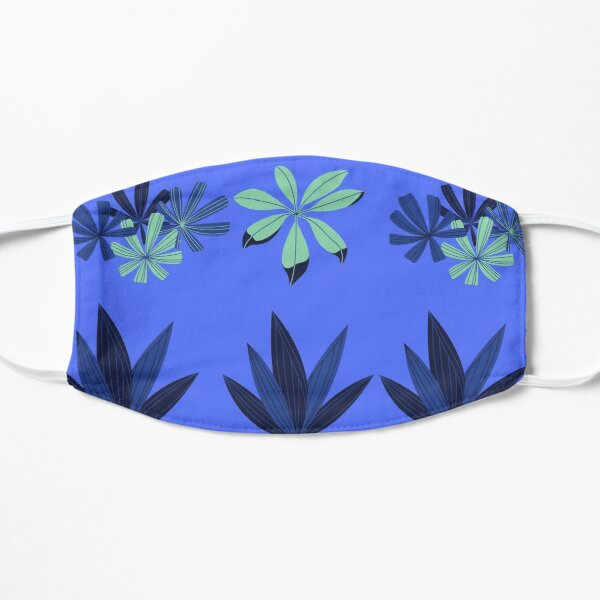 surfboard Sea Weed Design Mask