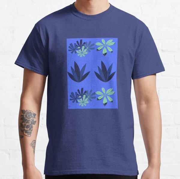 surfboard Sea Weed Design Classic T-Shirt