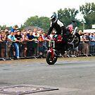 motorcycle stunt 001 by dirk hinz