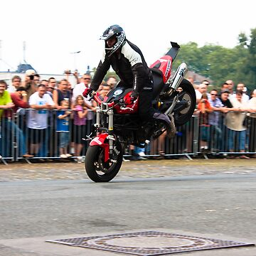motorcycle stunt 002 by dirkhinz