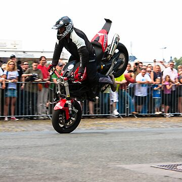 motorcycle stunt 003 by dirkhinz