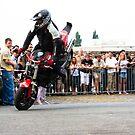 motorcycle stunt 005 by dirk hinz