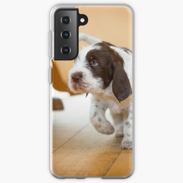 Blue eyed boy Spinone Samsung Galaxy Soft Case