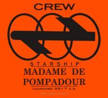 SS Madame De Pompadour - Crew Wear by SOIL