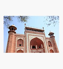 Indian Architecture Photographic Print