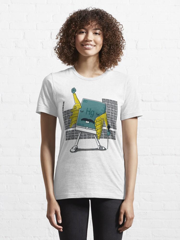 Vista alternativa de Camiseta esencial Freddie HG