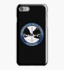 Greendale Community College Logo iPhone Case/Skin