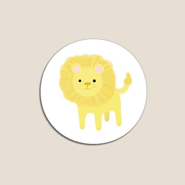 Little Lion Magnet