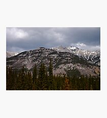 Canadian Rocky Mountains Photographic Print