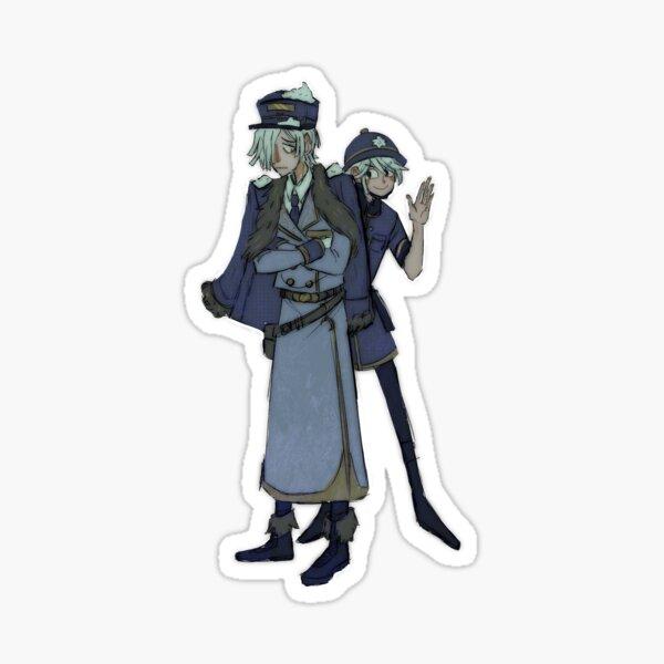 Identity V Andrew Victor sticker Sticker