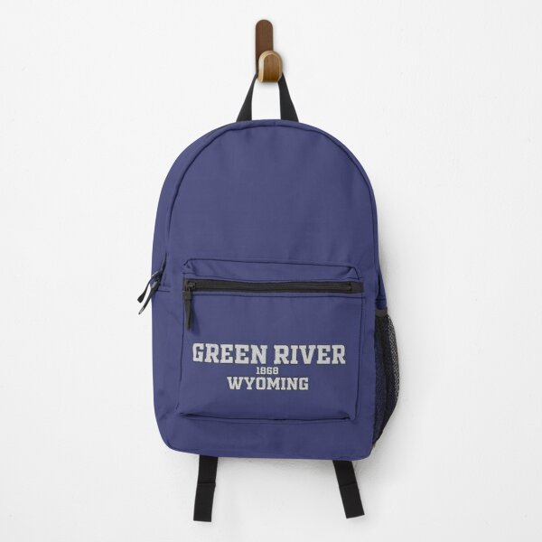 Green River Wyoming Backpack