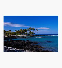 Hawaii Ocean View - Gilligan's Island Photographic Print