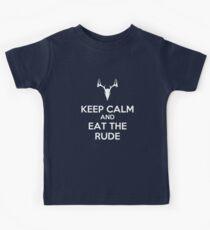 Eat the Rude Kids Tee
