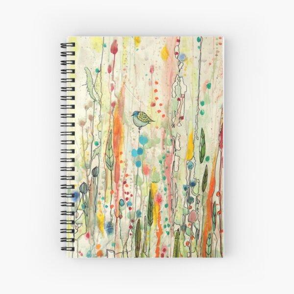 liberté Spiral Notebook