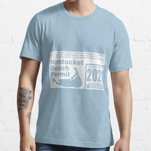 Nantucket overland permit Essential T-Shirt