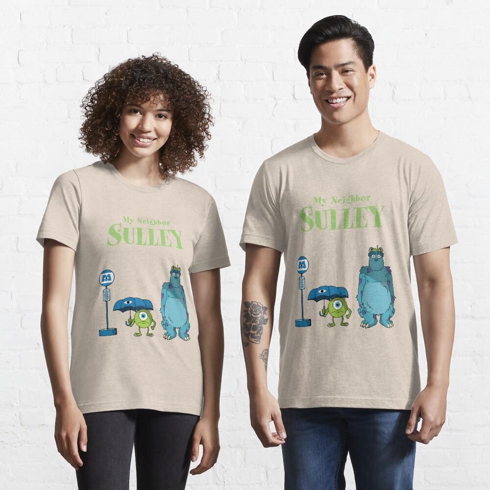 Mi vecino Sulley Camiseta esencial