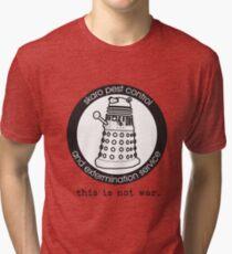 Skaro Pest Control Tri-blend T-Shirt