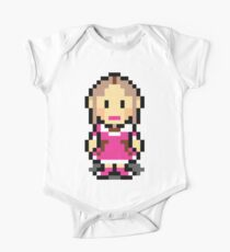Hinawa - Mother 3 One Piece - Short Sleeve