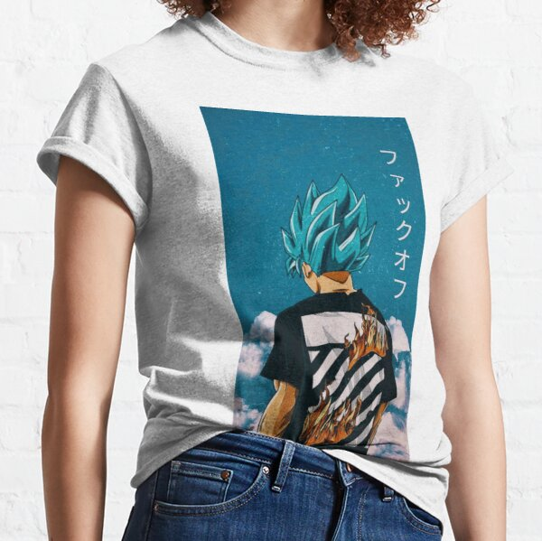 Goku Blue Trip Classic T-Shirt