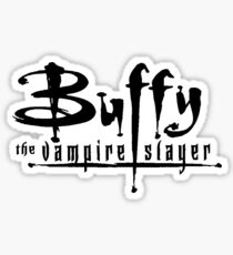 Buffy the Vampire Slayer Sticker