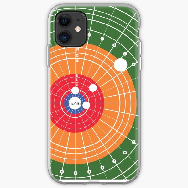Chart from Space: 1999 episode 'Voyager's Return' iPhone Soft Case