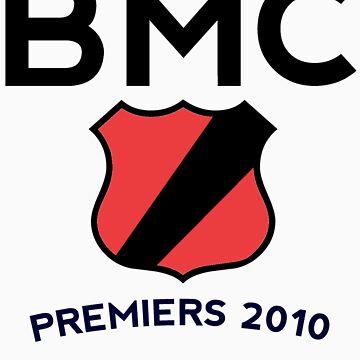 BMC by stevemcqueen1