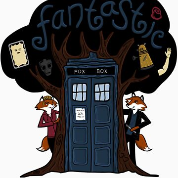 The Fantastic Doctor Nine (What Does the Ninth Say?) by hramullaley