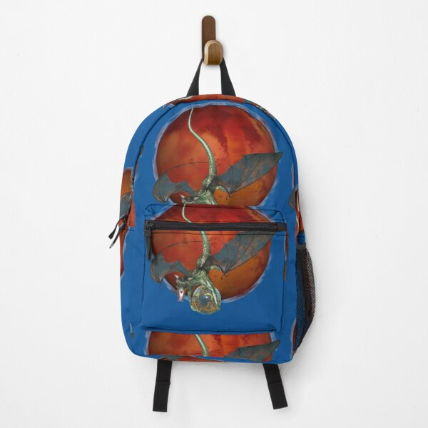 Space Dragon Backpack