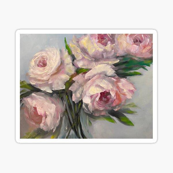 Renaissance Roses Sticker