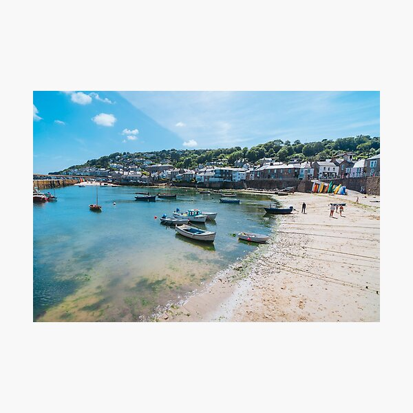 Mousehole, Cornwall - 2020 Photographic Print